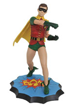 Image: Batman 1966 Premier Collection Statue: Robin  - Diamond Select Toys LLC
