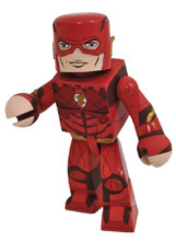 Image: Justice League Movie Vinimate: Flash  - Diamond Select Toys LLC