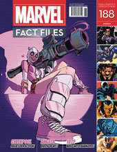 Image: Marvel Fact Files #188 (Gwenpool cover) - Eaglemoss Publications Ltd