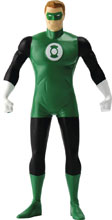 Image: New Frontier Bendable Figure: Green Lantern  (5.5-inch) - N J Croce Company