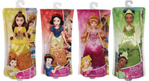 Image: Disney Princess Classic Fashion Doll Assortment 201701  - Hasbro Toy Group