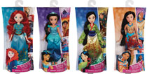 Image: Disney Princess Classic Fashion Doll Assortment 201702  - Hasbro Toy Group