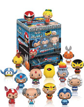 Image: Pint Sized Heroes Mega Man 24-Piece Blind Mystery Box Display  - Funko