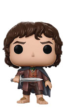Image: POP! Lord of the Rings Vinyl Figure: Frodo  - Funko