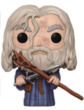 Image: POP! Movies Vinyl Figure 443: The Lord of the Rings - Gandalf  - Funko