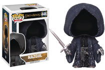 Image: POP! Movies Vinyl Figure 446: The Lord of the Rings - Nazgul  - Funko