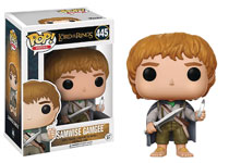Image: POP! Lord of the Rings Vinyl Figure: Samwise  - Funko