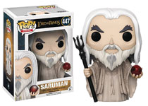 Image: POP! Lord of the Rings Vinyl Figure: Saruman  - Funko