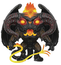 Image: POP! Lord of the Rings Vinyl Figure: Balrog  (6-inch) - Funko