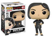 Image: POP! Mr. Robot Vinyl Figure: White Rose  - Funko