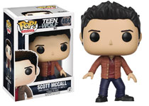 Image: POP! Teen Wolf Vinyl Figure: Scott McCall  - Funko