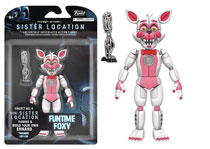 Image: Five Nights at Freddy's Sister Location Action Figure: Funtime Foxy  (5-inch) - Funko