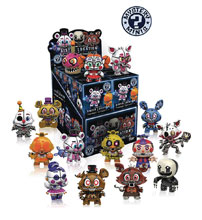 Image: Mystery Minis Five Nights at Freddys Series 2 12-Piece Blind Mystery Box Display  - Funko