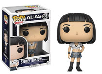 Image: POP! Alias Vinyl Figure: Sydney Bristow  (School Girl) - Funko