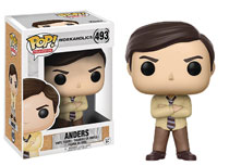 Image: POP! Workaholics Vinyl Figure: Anders  - Funko