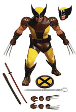 Image: One-12 Collective Marvel Action Figure: Wolverine  - Mezco Toys