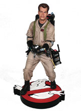 Image: Ghostbusters Statue: Ray Stantz  (1/4-scale) - Hollywood Collectibles Group