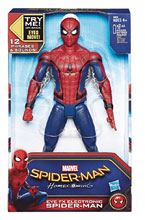 Image: Spider-Man: Homecoming Eye Fx Electronic Action Figure Case  - Hasbro Toy Group