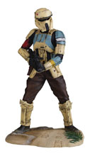Image: Star Wars: Rogue One Collector's Gallery Statue: Shoretrooper  (9-inch) - Gentle Giant Studios