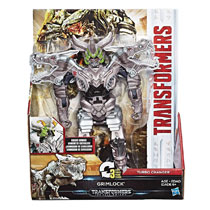 Image: Transformers 5 Armor Turbo Changers Action Figure Assortment 201701  - Hasbro Toy Group