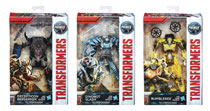 Image: Transformers 5 Premier Deluxe Action Figure Assortment 201701  - Hasbro Toy Group