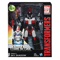 Image: Transformers Titans Return Leader Action Figure Assortment 201702  - Hasbro Toy Group