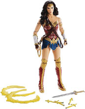 Image: DC Multiverse Wonder Woman Movie Action Figure  (12-inch) - Mattel Toys