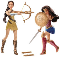 Image: Wonder Woman Movie Deluxe Fashion Doll Assortment  - Mattel Toys