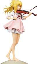 Image: Your Lie in April PVC Figure: Kaori Miyazono  (1/7-scale) - Passage Trading Co., Ltd