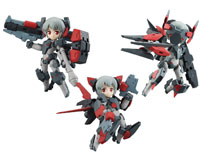 Image: Desk Top Army Y-021D Millenia Series  (Beta version) - Megahouse Corporation