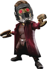 Image: Guardians of the Galaxy 2 Action Figure: EAA-050 Star-Lord  - Beast Kingdom