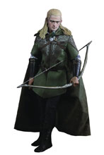Image: Lord of the Rings Action Figure: Legolas  (1/6-scale) - Asmus Toys, Inc.