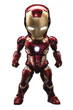 Image: Avengers Age of Ultron: EAA-021 Action Figure - Iron Man MK45  - Beast Kingdom