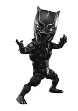Image: Captain America: Civil War EAA-033 Action Figure - Black Panther  - Beast Kingdom
