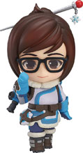 Image: Overwatch Mei Nendoroid  (Classic Skin version) - Good Smile Company