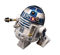 Image: Star Wars Ep5 EAA-009 Action Figure: R2-D2  - Beast Kingdom
