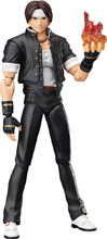 Image: King of Fighters 98 Ultimate Match Figma: Kyo Kusanagi  - Good Smile Company