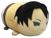Image: Attack on Titan Plush: Eren  (Medium) (12-inch) - Great Eastern Entertainment