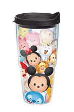 Image: Tervis Disney Tumbler: Tsum-Tsum Stack  (24-ounce) (w/Lid) - Tervis Tumbler Co.