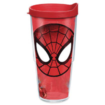 Image: Tervis Marvel Tumbler: Spider-Man  (24-ounce) (w/Lid) - Tervis Tumbler Co.