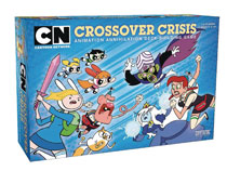 Image: CN Crossover Crisis Animation Annihilation Deck Building Game  - Cryptozoic Entertainment