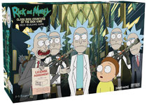 Image: Rick and Morty Deck Building Game: Close Rick Counters Rick Kind  - Cryptozoic Entertainment