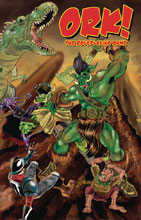 Image: Ork RPG Second Edition  - Green Ronin Publishing