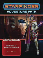 Image: Starfinder Adventure Path: Absalom Station Part 1 of 6 SC  - Paizo Inc