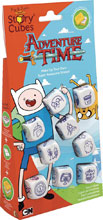 Image: Rory's Story Cubes Dice Set: Adventure Time  - Rory's Story Cubes