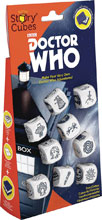 Image: Rory's Story Cubes Dice Set: Doctor Who  - Rory's Story Cubes