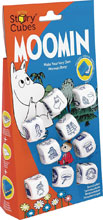 Image: Rory's Story Cubes Dice Set: Moomin  - Rory's Story Cubes