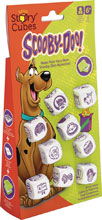 Image: Rory's Story Cubes Dice Set: Scooby Doo  - Rory's Story Cubes