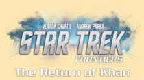 Image: Star Trek Frontiers Board Game: Return of Khan Expansion  - Wizkids/Neca