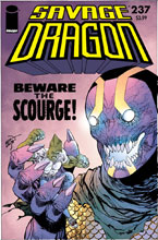 Image: Savage Dragon #237 - Image Comics